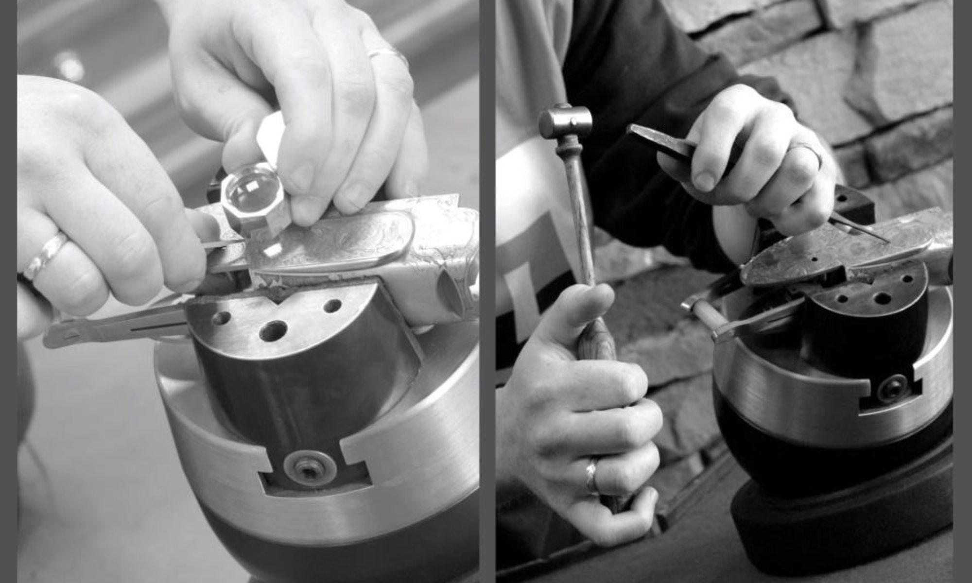 Max Gobbi Engraver